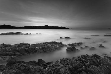 Ocean of Serenity BW