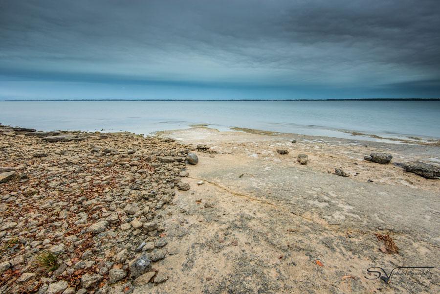 where pebble meets rock