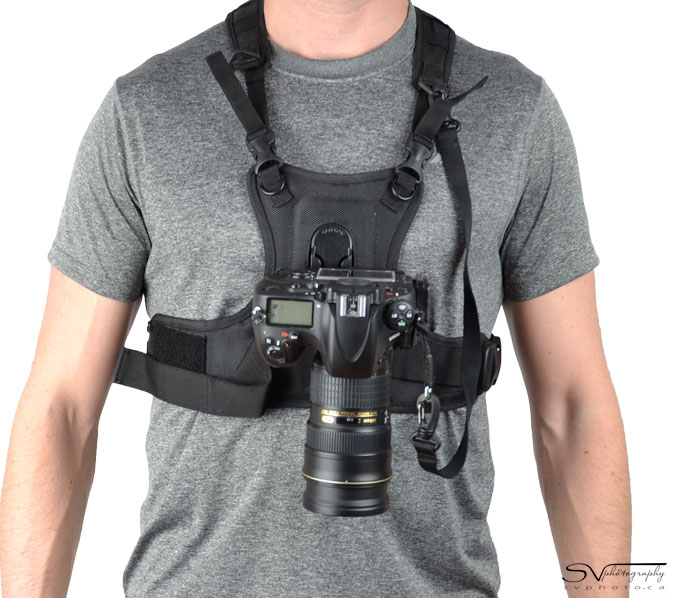 Cotton Carrier Camera Vest And The Universal Adapter Plate