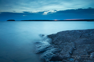 blue hour sample