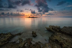 long exposure paradise island sunrise bahamas landscape photography