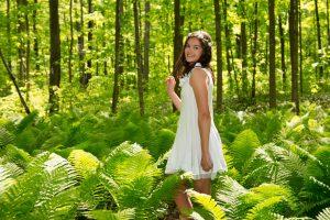 teen model portrait professional photographer
