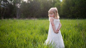 markham outdoor portrait children photographer