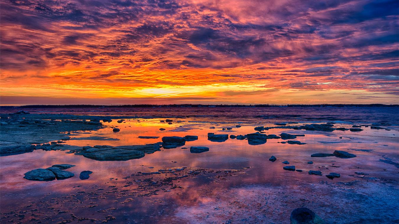 Fire and Ice-Steven Vandervelde Photography