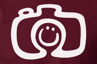 Smiling Camera T-Shirt