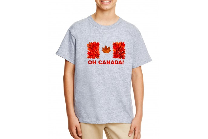 Oh Canada Youth T-Shirt