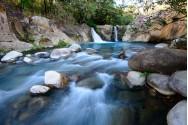 Rocks in the Rio Blanco