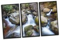 Canvas Triptych Float Frame
