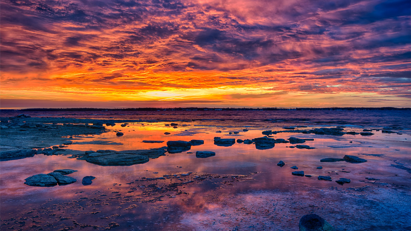 Fire and Ice-Steven Vandervelde Photography